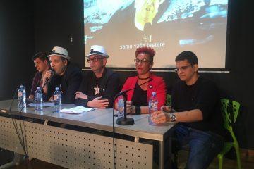 Konferencija za novinare Pokret ujedinjenih fantoma