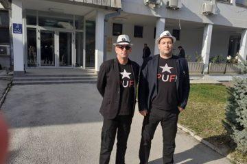 Pokret ujedinjenih fantoma u Ivanjici, podrška porodici stradalog Milomira Milojevića